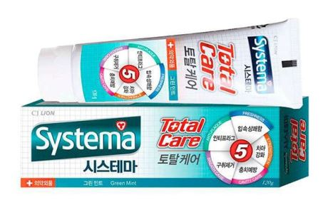 Які є корейські зубні пасти