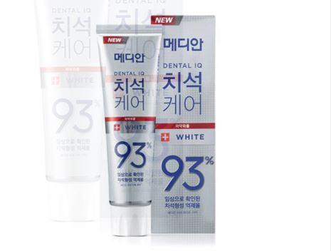 Median Toothpaste White