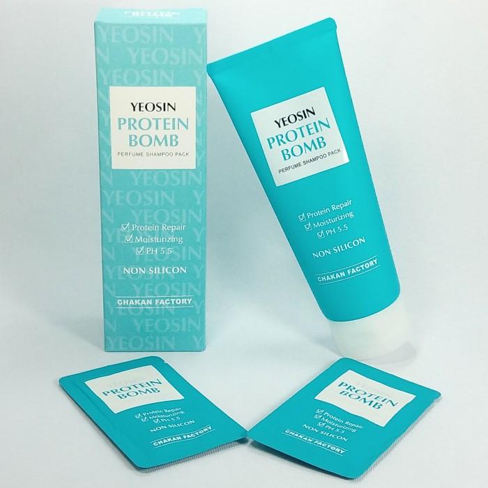 Yeosin Protein bomb perfume shampoo pack