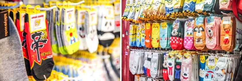 корейські шкарпетки