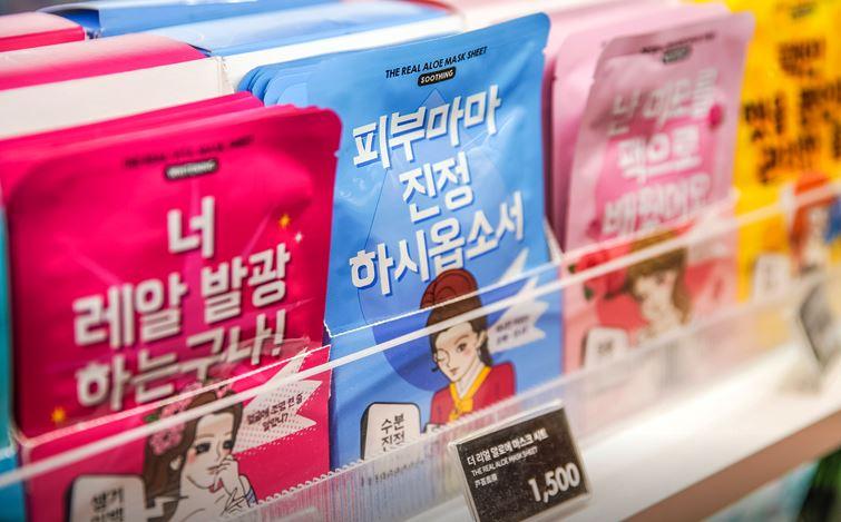 Корейські товари