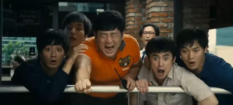 Корейський фільм: Втікач