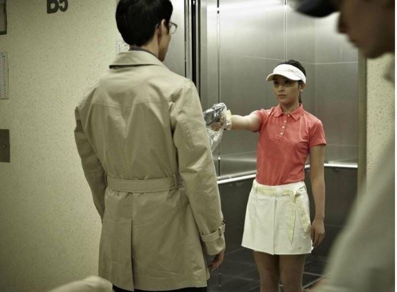 Корейський фільм: Службовець
