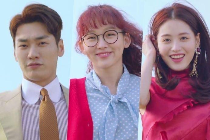 Корейські серіали: Таємне життя мого секретаря