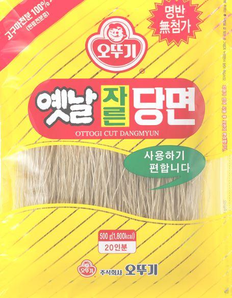 Корейська лапша