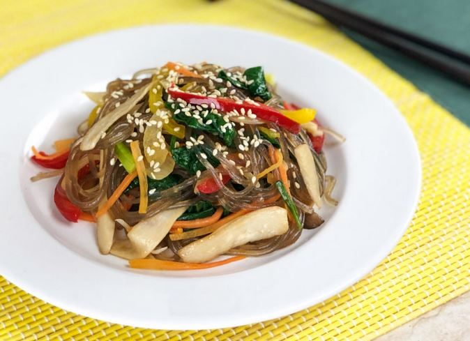 Корейська кухня: рецепт Чапчхе