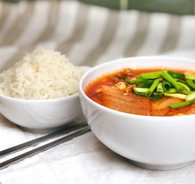 Корейський суп