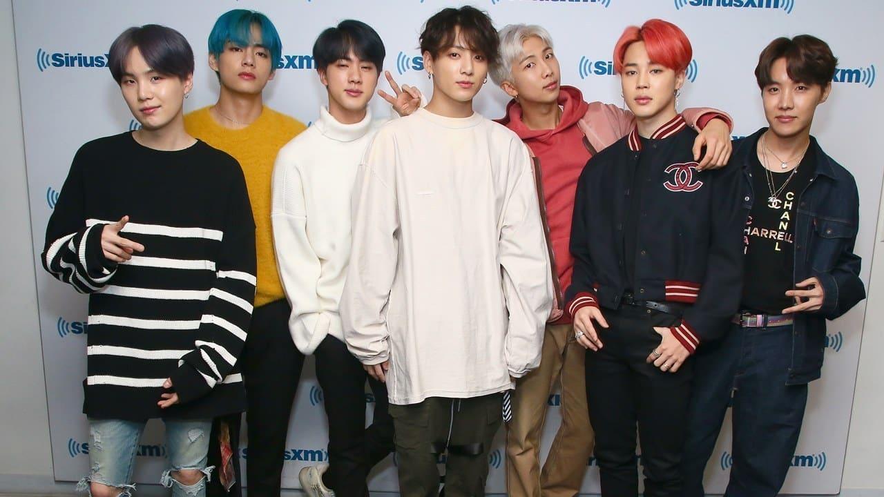 Група BTS