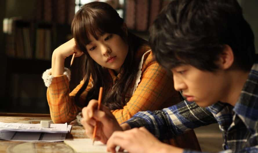 Корейський фільм хлопчик-перевертень