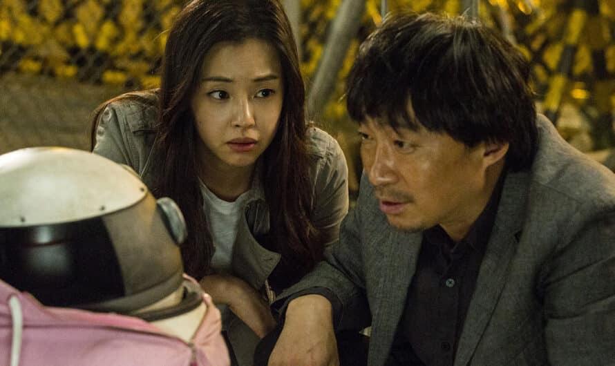 Корейський фільм: Робот Сорі