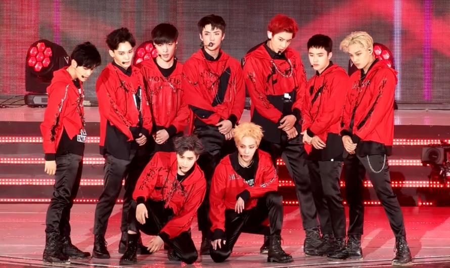 Група EXO – список кліпів